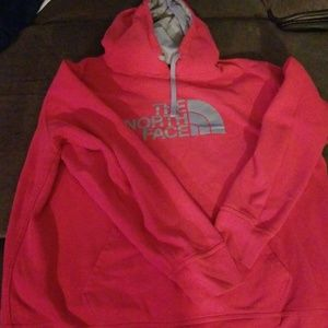 Mens xl north face hoodie